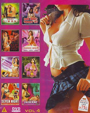 KAMAL ADULT COMBO - 8 HOT MOVIES IN 1 DVD - VOL-4 DVD