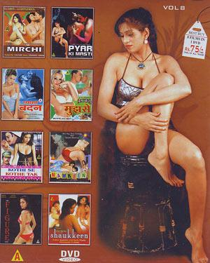 KAMAL ADULT COMBO - 8 HOT MOVIES IN 1 DVD - VOL-8 DVD