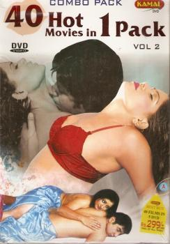 KAMAL DVD - 40 Hot Movies in 5 DVD Pack Vol-2 DVD