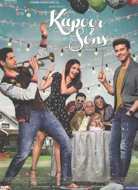 Kapoor & Sons BluRay
