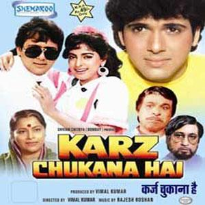 KARZ CHUKANA HAI  movie