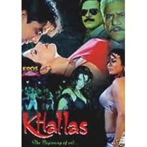 KHALLAS-THE BEGINNING OF END poster