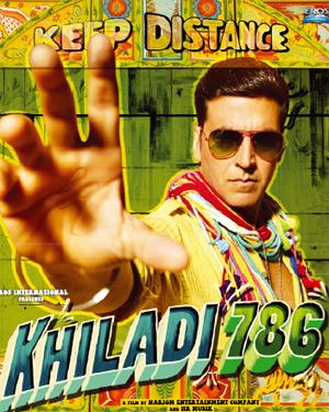Khiladi 786 BluRay