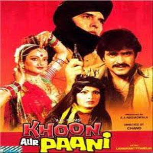 KHOON AUR PAANI  movie