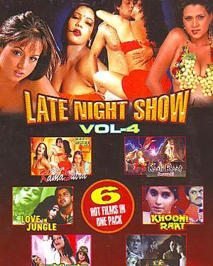 Adult night shows