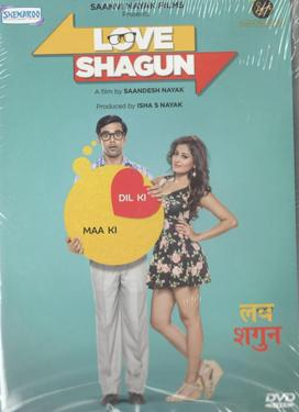 Love Shagun DVD