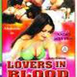 LOVERS IN BLOOD poster