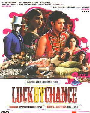 LUCK BY CHANCE  movie