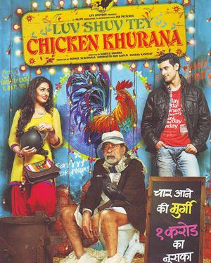 Luv Shuv Tey Chicken Khurana BluRay