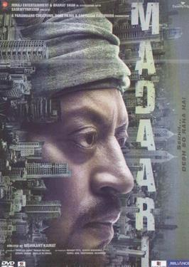 Madaari BluRay