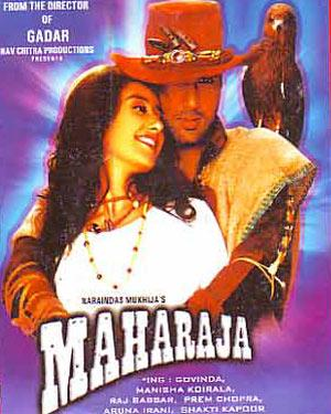 MAHARAJA  movie