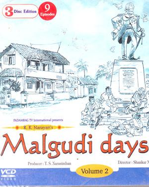 MALGUDI DAYS VOL - 2 (9 Episodes) poster