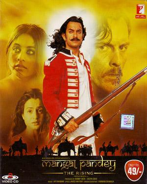 MANGAL PANDEY - THE RISING  movie