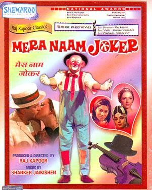 MERA NAAM JOKER  movie