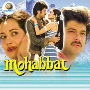 MOHABBAT  movie