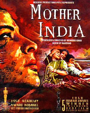 MOTHER INDIA  movie