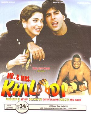 Mr mrs khiladi songs lyrics