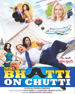 MR. BHATTI ON CHUTTI VCD