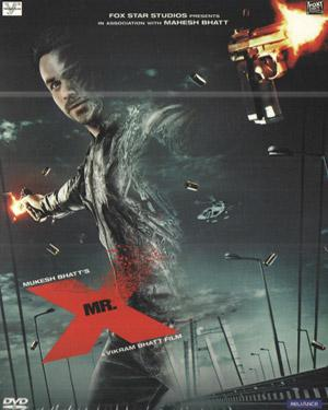 Mr. X(2015)  movie