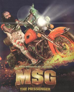 Buy MSG - The Messenger Of God DVD online