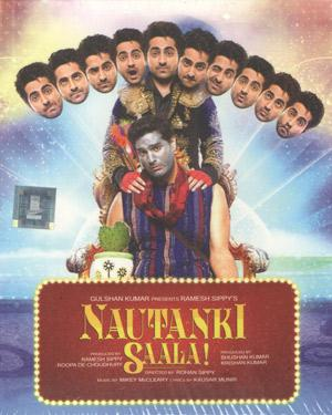 Nautanki Saala DVD