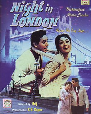 NIGHT IN LONDON  movie