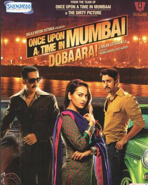 ONCE UPON A TIME IN MUMBAAI DOBARRA  movie
