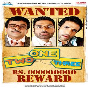buy one two three audio cd online
