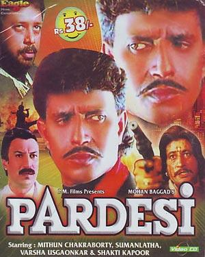 PARDESI (MITHUN CHAKRABORTY)  movie