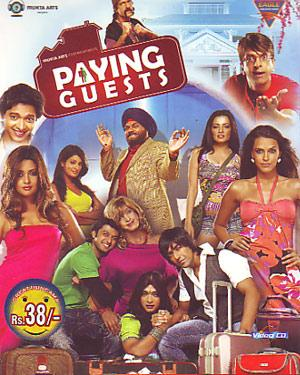 PAYING GUESTS  movie
