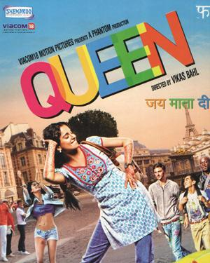 Queen (2014)  movie