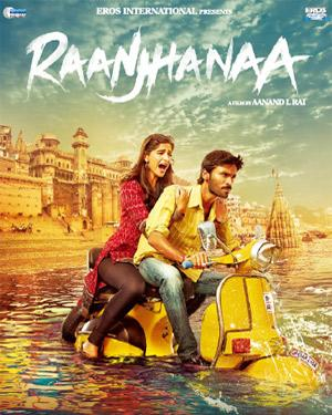 Raanjhanaa  movie