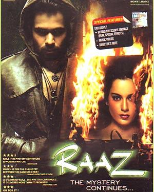 Raaz - The Mystery Continues  movie