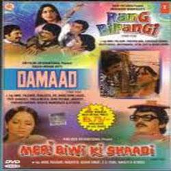 RANG BIRANGI - DAMAAD - MERI BIWI KI SHAADI - 3 in 1DVD  movie
