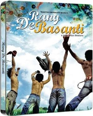 Rang De Basanti (Steel Book)  movie