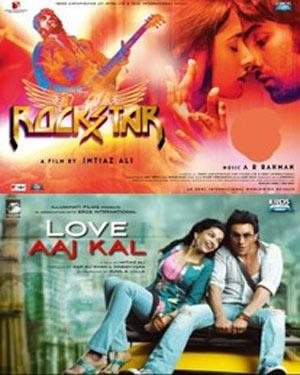 Rockstar - Love Aaj kal DVD