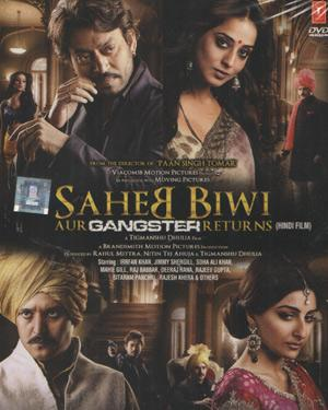 Saheb Biwi Aur Gangster Returns  VCD