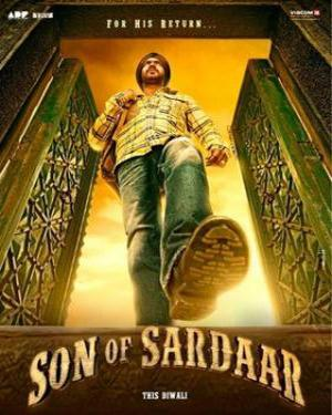 Son Of Sardaar BluRay