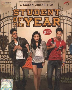Student of the Year VCD