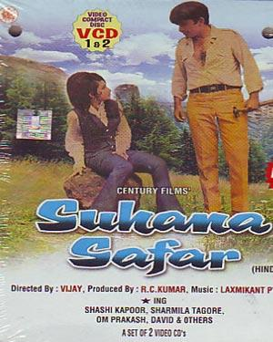 SUHANA SAFAR  movie