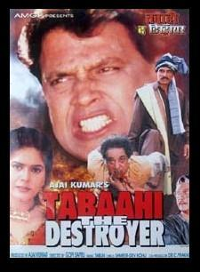 TABAAHI-THE DESTROYER  movie