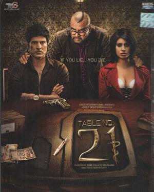 Buy hindi movie table no 21 vcd for Table no 21 movie