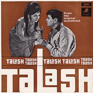 TALASH  movie