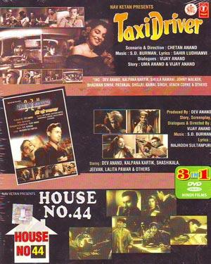 TAXI DRIVER - NAU DO GYARAH - HOUSE NO 44 poster