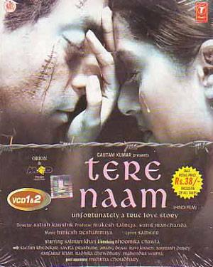 TERE NAAM poster