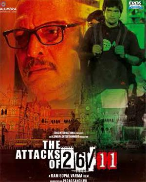 The Attacks of 26-11 poster