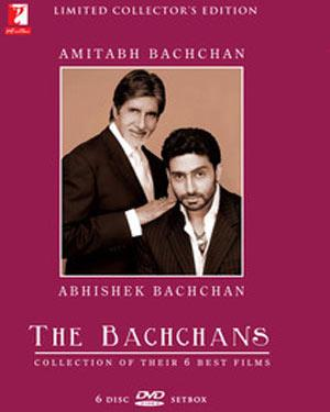The Bachchans poster
