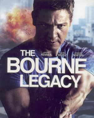 The Bourne Legacy (Hindi) VCD