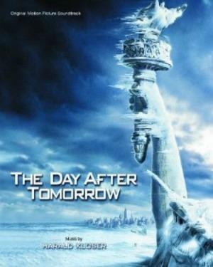THE DAY AFTER TOMORROW (HINDI) poster