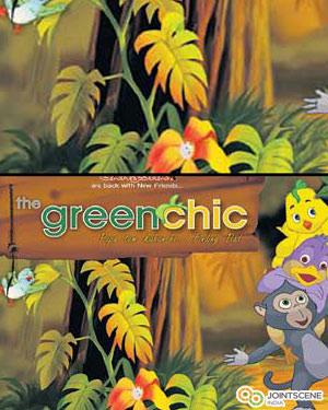 The Green Chic poster
